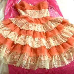 Betsy Johnson Prom Dress
